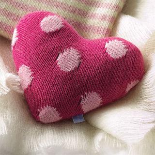 heart shaped pillows