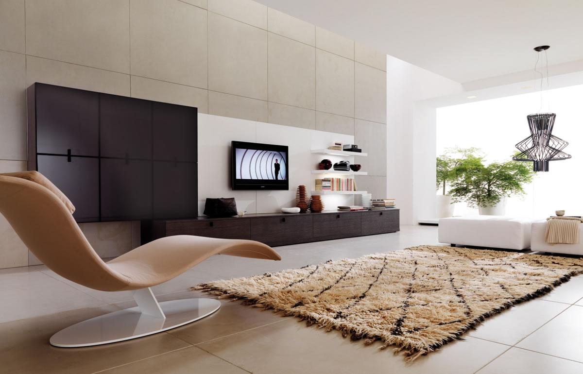 modern-living-room-furniture-idea Choosing best furniture ideas for living room