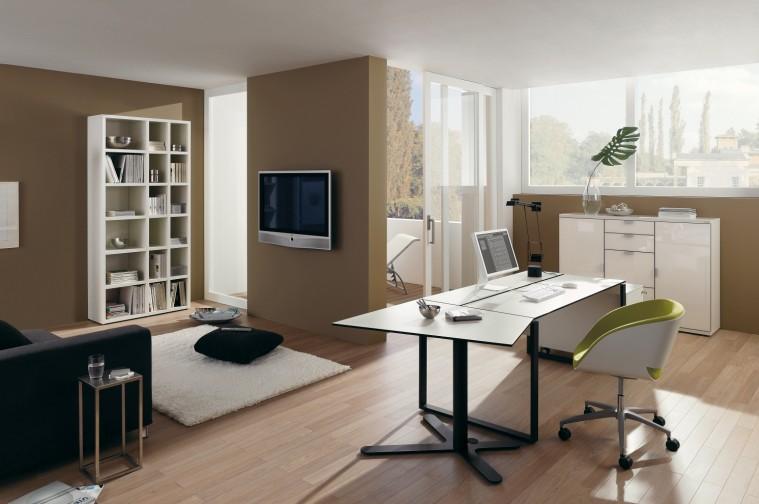 home office setup