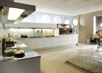 Glamorous Kitchen Design idea