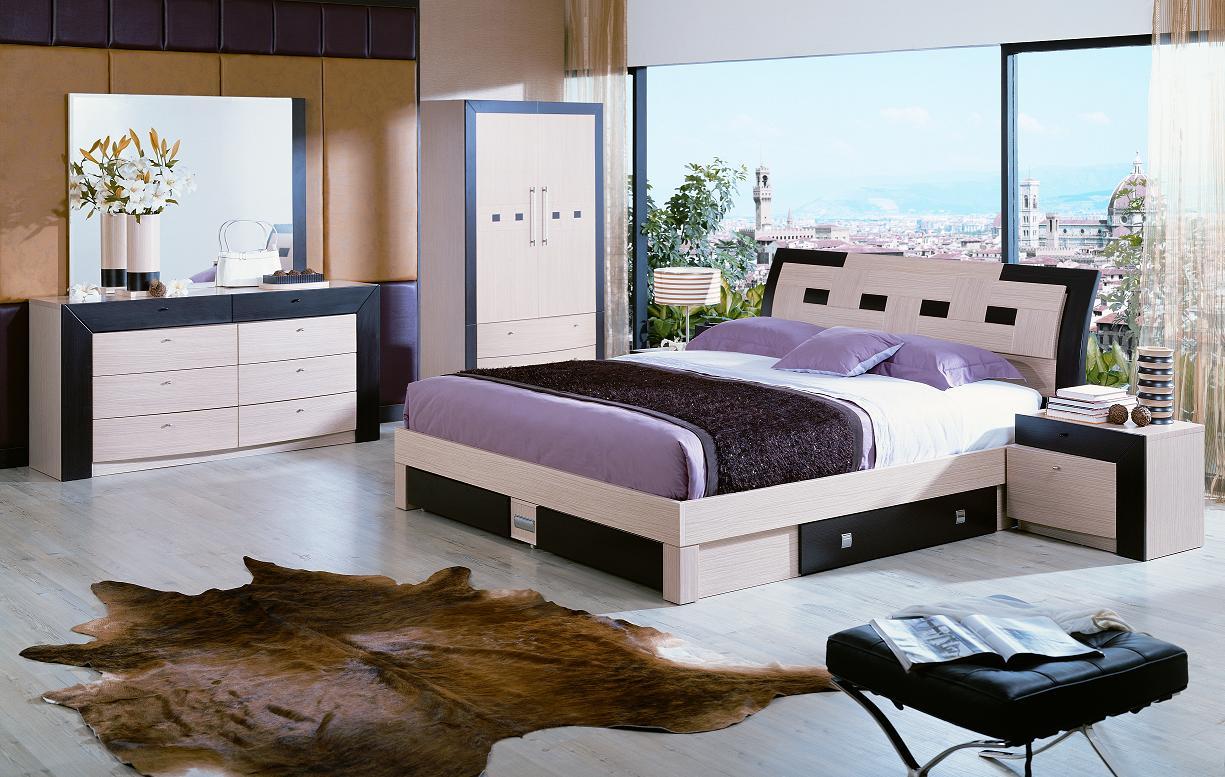 Modern-Bedroom-Storage-idea Bedroom Storage Solutions and ideas