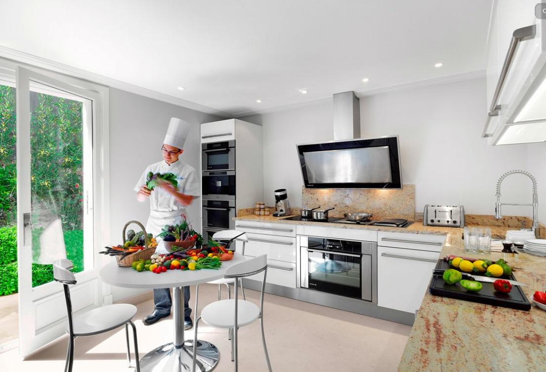 Modern kitchen design inspirations interior design ideas for Kitchen chimney interior design