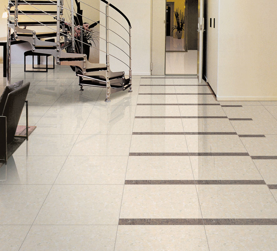 Vitrified Tiles floor