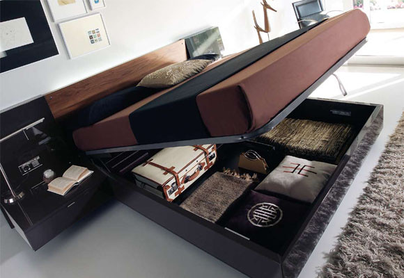 bedroom-storage-idea-box-bed Bedroom Storage Solutions and ideas