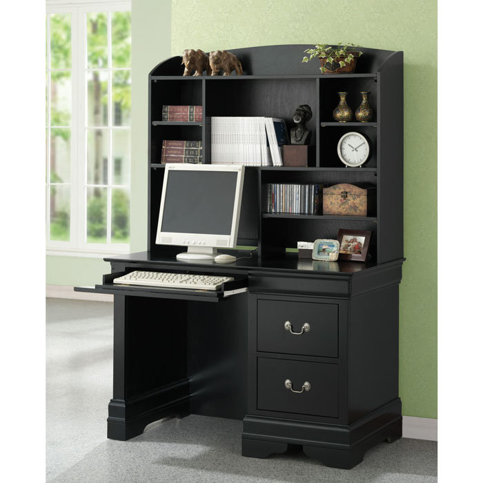 bedroom-study-desk Bedroom Storage Solutions and ideas