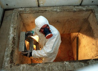 cement asbestos removal