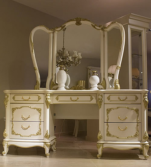 Dressing tables decoration ideas interior design ideas - Decoration dressing design ...