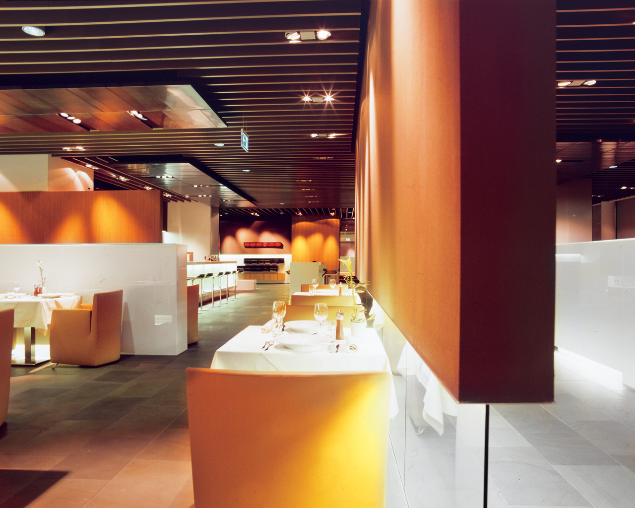 yacht bar interior designing