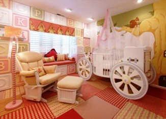 Charming and Adorable Nursery Room
