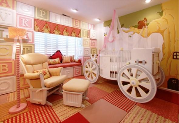 Charming-and-Adorable-Nursery-Room Charming and Adorable Nursery Room
