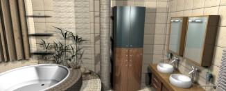 Effective Bathroom Furniture