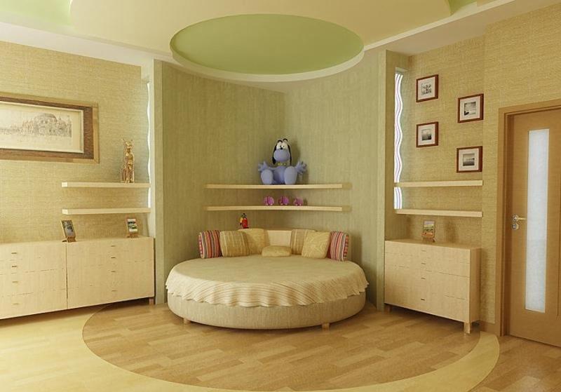 Elegant Unique Princess Kidsroom