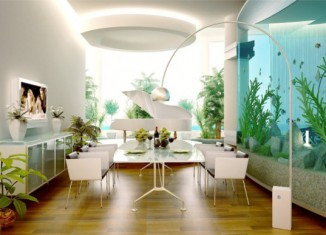 Nice Gorgeous And Exotic Dining Room