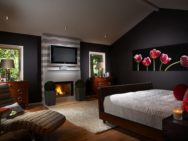 Romantic-Bedroom Romantic Bedroom Idea