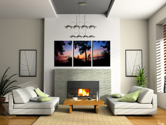 Wall paintings ideas for living room