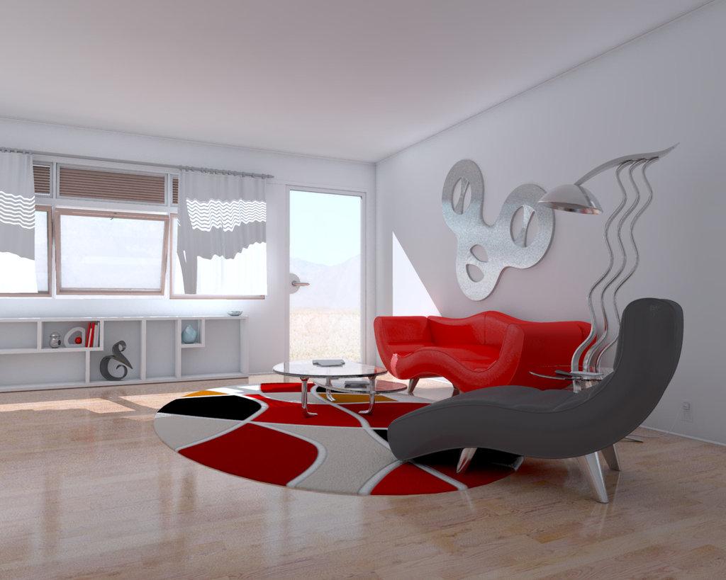 innovative-living-room-designs Innovative living room design