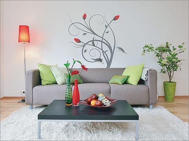 living-room-framed-art Living room framed art