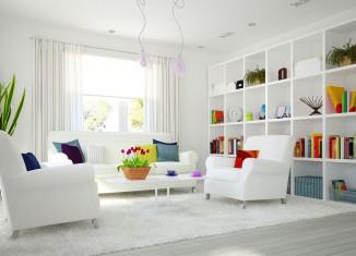 Minimalist and inspirational interior design