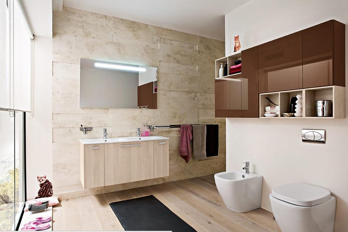modern-Bathroom-Furniture-decor Simple and effective bathroom design