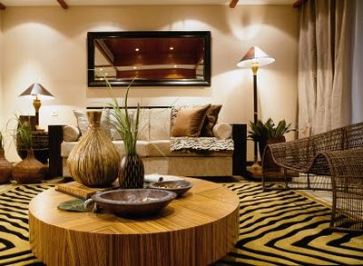 African Inspired Home Interiors Interior Design Ideas