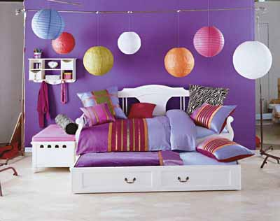 Colorful Bedroom Ideas (2)