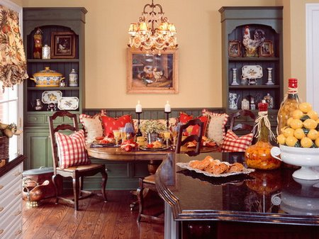 French Country Home Interior (5)