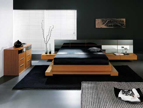 Masculine-Bedroom-Ideas-1 Bedroom Design Ideas for Men