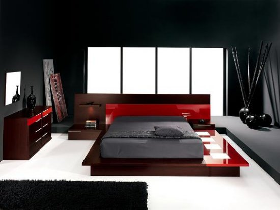 Masculine-Bedroom-Ideas-3 Bedroom Design Ideas for Men