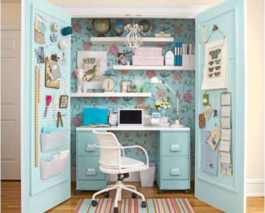 Space Saving Home Offices (3)