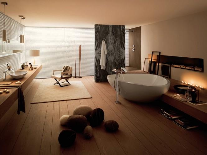 contemporary-bathroom-design Contemporary bathroom design