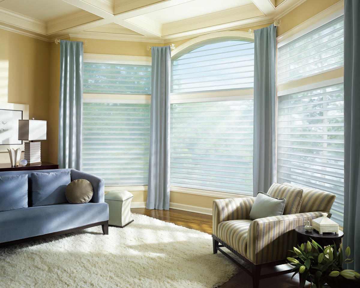 Window shades interior design ideas for Window blinds with designs