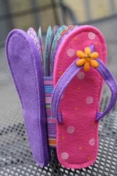 How to Store Flip Flops (3)