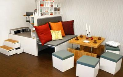 Small Apartment Furnishings (2)