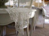 Caring for Lace Linens