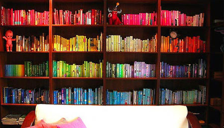decorating with books (2)