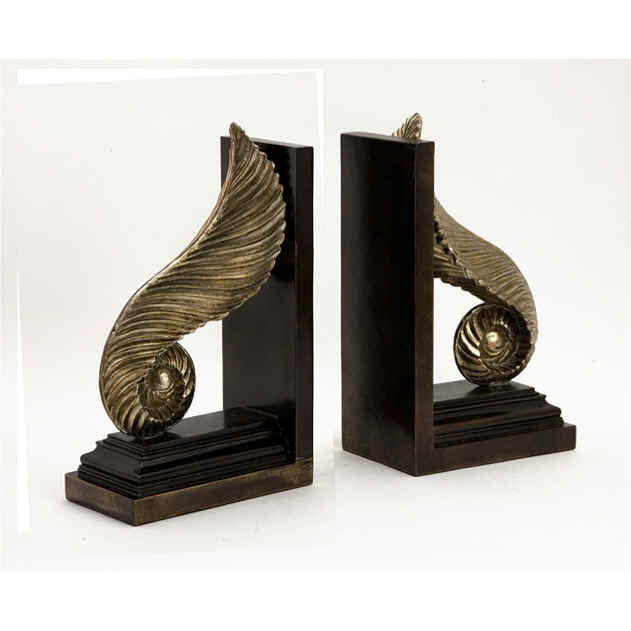 Unusual-bookends Upcycle to achieve some quirky results