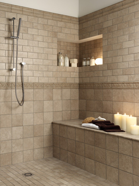 traditional-bathroom-tile Buyers guide on how to plan a family bathroom