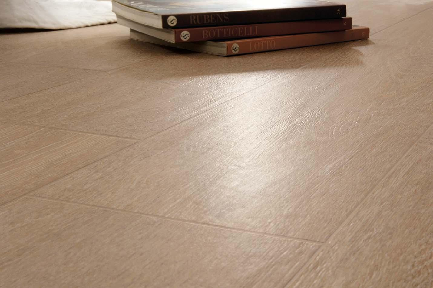 Porcelain Tiles - Wood Effect