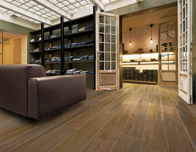 Wood-Effect-Porcelain-Tiles Create a Natural look in your Home with Wood Effect Porcelain