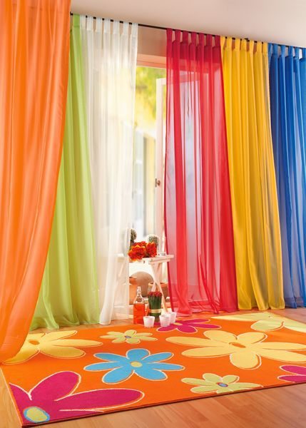 Plain-Voile-Curtains-interior-carpet-design-trends-2011