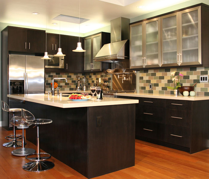 kitchen-countertops How to convert traditional kitchen into a modern-day kitchen Contd..