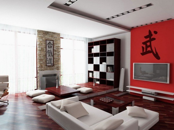 artwork_red-e1291637836913 How to create focal point with wall art