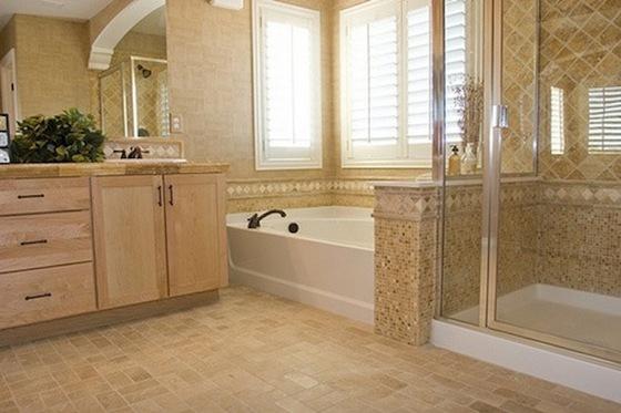 bathroomdesignideasx.com-vinyl-bathroom-flooring-ideas Ideas to change the look of a bathroom
