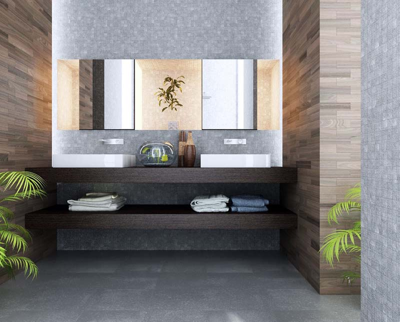 comfortable-comfy-bathroom-furniture-interiors How to brighten the look of a bathroom Contd..