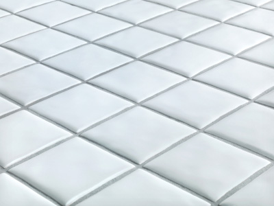 TileWhite How to clean the tiles
