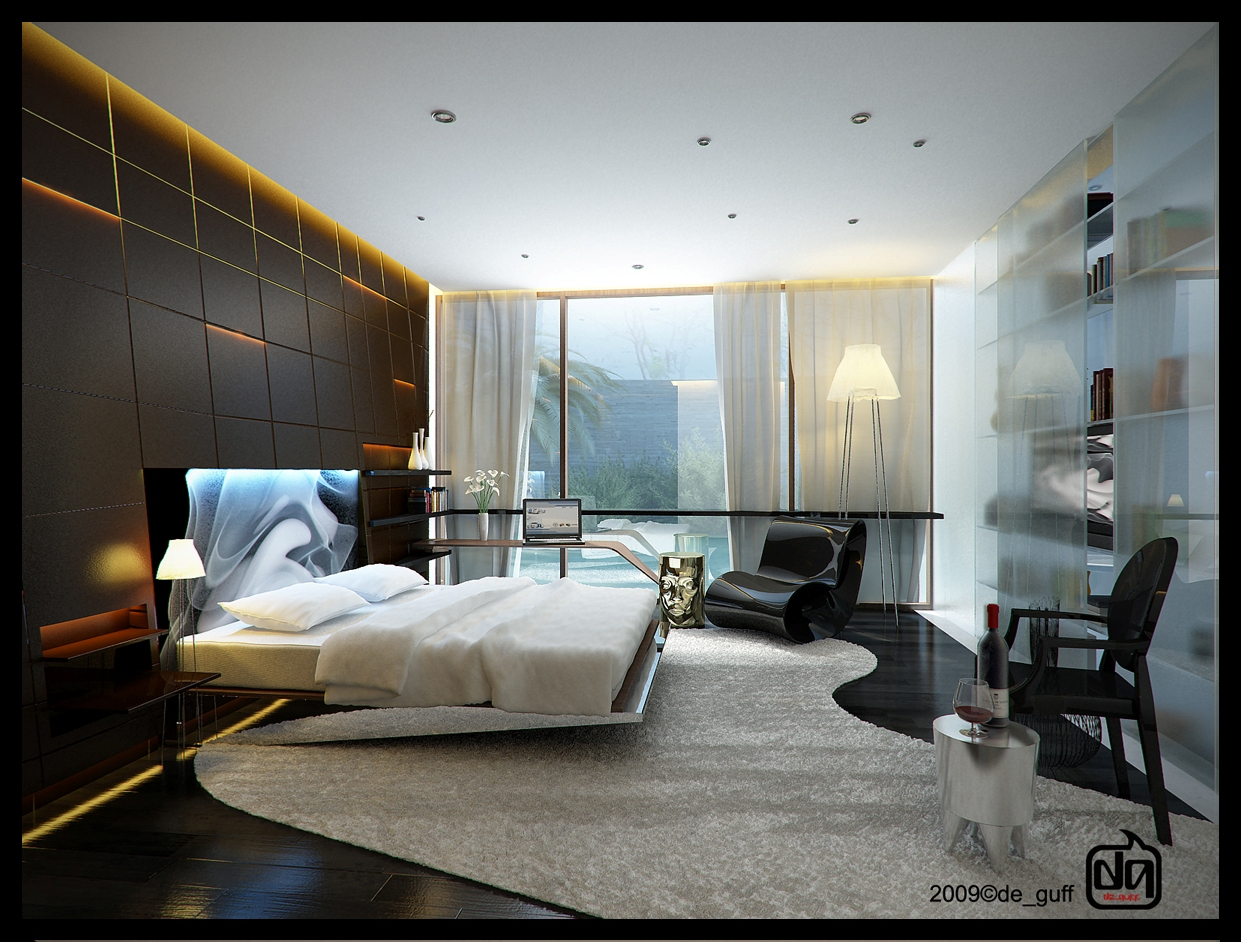 how to organize the bedroom interior design ideas