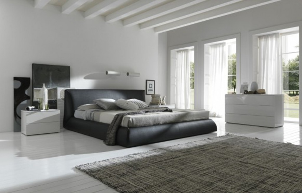 bedroom-inspirations-evinco How to organize the bedroom