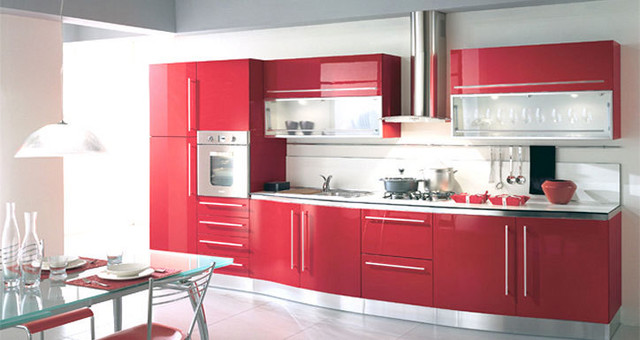 Kitchen cabinets for your modern home interior design ideas for Car wax on kitchen cabinets