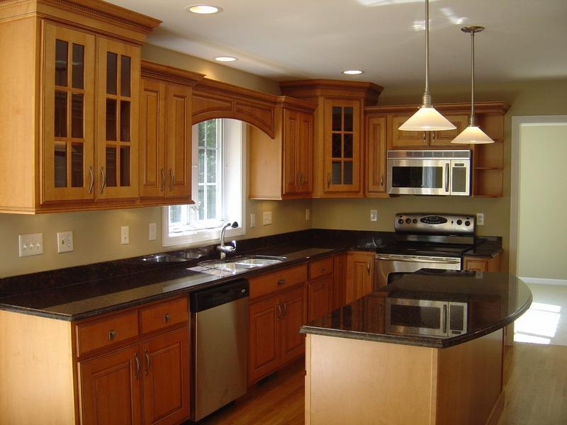 pretty-inspiration-brown-neutral-kitchen-decorating-ideas