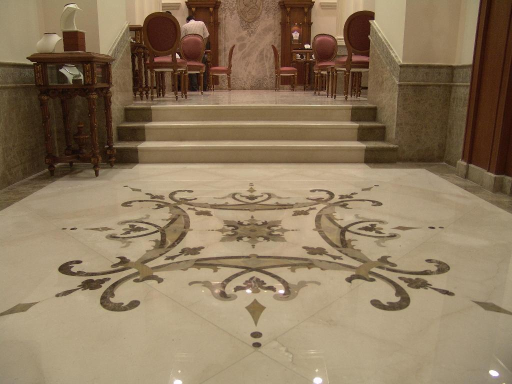 How to decorate home with marble interior design ideas for Floor designs